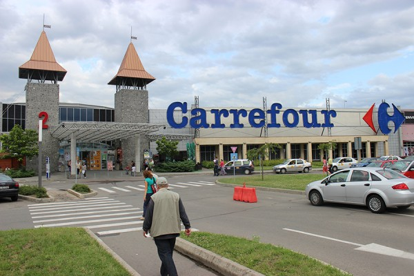 Carrefour - store illustration 07