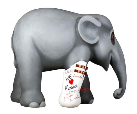 elefantparade we-love-mosha