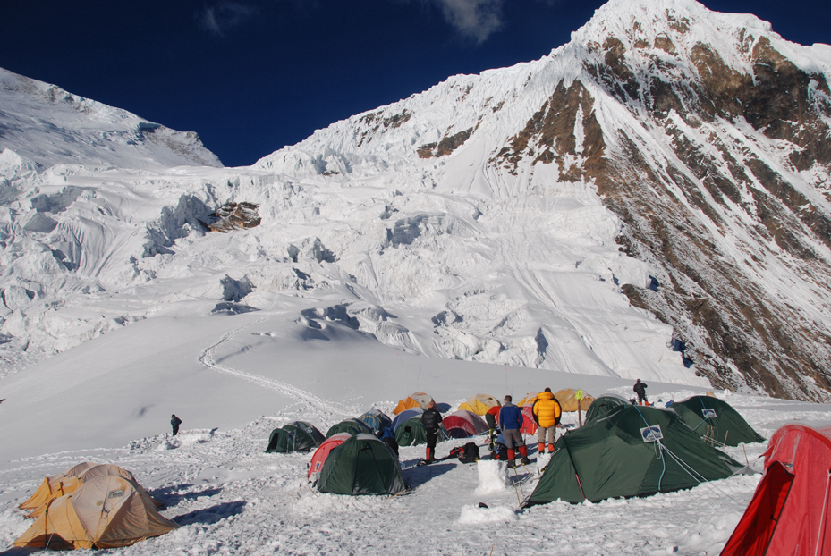 Manaslu_Camp_Bunter