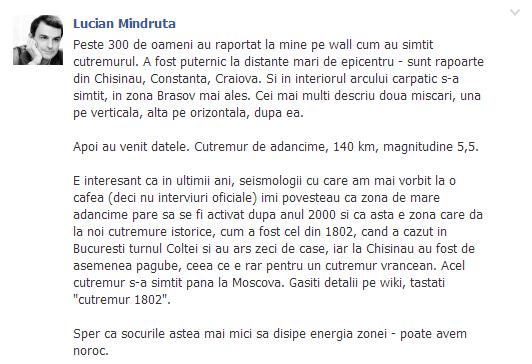 mindruta