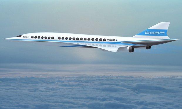 boom plane