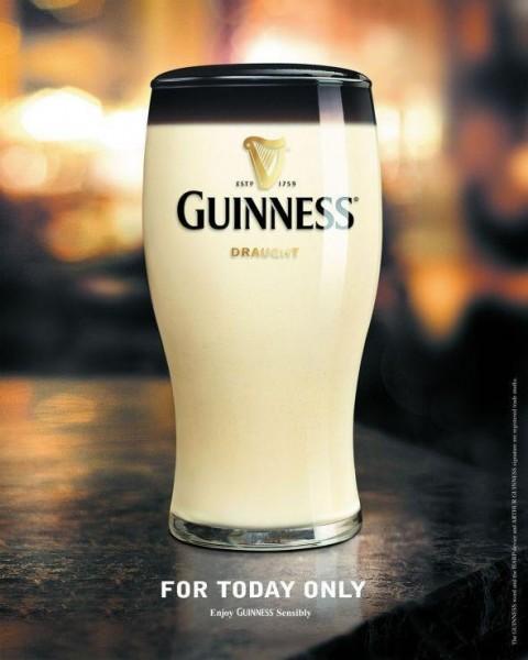 Guinness 1 aprilie